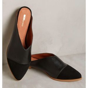 MATIKO from Anthropologie mules / slides
